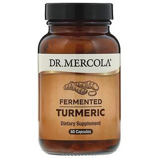 Dr. Mercola, Fermented Turmeric, 60 Capsules