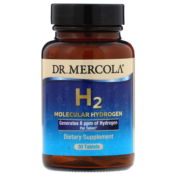 H2 Molecular Hydrogen, 30 Tablets