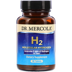 Dr. Mercola, H2 氫分子,90 片