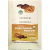 Dr. Mercola, Organic Pure Power Protein Bar, Peanut Butter & Chocolate, 12 Bars, 1.83 oz (52 g) Each