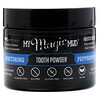 My Magic Mud, Whitening Tooth Powder, Peppermint, 1.06 oz (30 g)