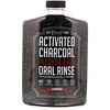 My Magic Mud, Charbon actif, rinçage oral sans alcool, cannelle, 420 ml (14,20 oz liq.)