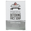 My Magic Mud, Powerful Detoxing Face Soap, Activated Charcoal, 3.75 oz (106.3 g)