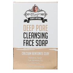 My Magic Mud, 深層毛孔潔淨洗面皂,鈣基膨潤土,3.75 盎司(106.3 克)
