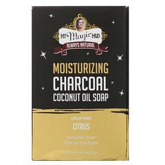 My Magic Mud, 保濕木炭、椰子油肥皂、提神的柑橘香,5 盎司(141.7 克)