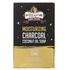 My Magic Mud, Moisturizing Charcoal, Coconut Oil Soap, Uplifting Citrus, 5 oz (141.7 g)