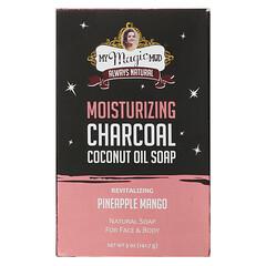 My Magic Mud, 保濕木炭、椰子油肥皂、煥活鳳梨芒果,5 盎司(141.7 克)