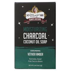 My Magic Mud, 木炭、椰子油肥皂、香根草琥珀,5 盎司(141.7 克)