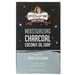 My Magic Mud, 保濕木炭、椰子油肥皂、舒緩橙花精油,5 盎司(141.7 克)