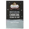 My Magic Mud, Moisturizing Charcoal, Coconut Oil Soap, Relaxing Neroli Petitgrain, 5 oz (141.7 g)
