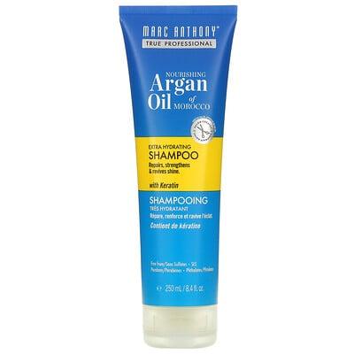 Купить Marc Anthony Nourishing Argan Oil of Morocco, Shampoo, 8.4 fl oz (250 ml)