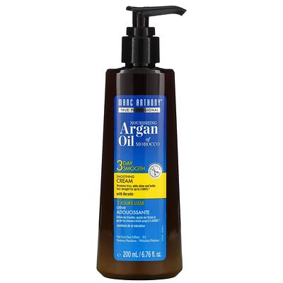 Купить Marc Anthony Argan Oil of Morocco, Smoothing Cream, 6.76 fl oz (200 ml)