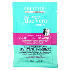 Marc Anthony, Deep Restore, Aloe Vera Jasmine Conditioning Treatment, 1.69 fl oz (50 ml)