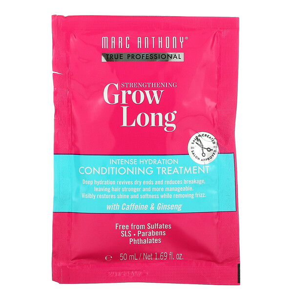 Marc Anthony, Strengthening Grow Long, Conditioning Treatment, 1.69 fl oz ( 50 ml)