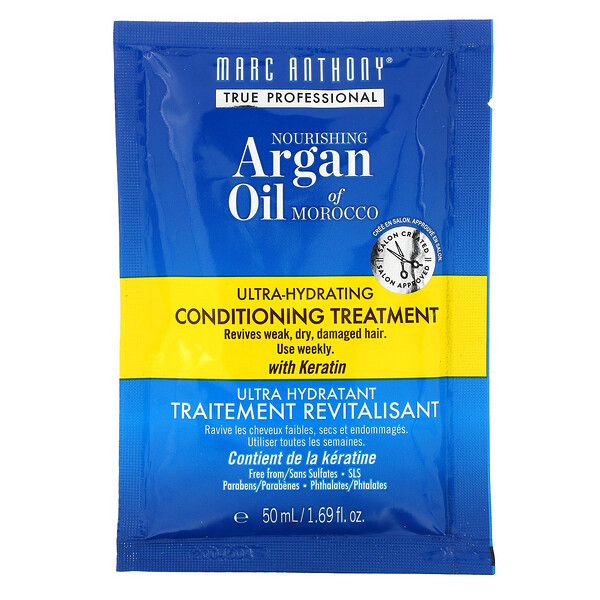 Argan Oil of Morocco, Conditioning Treatment, 1.69 fl oz (50 ml)