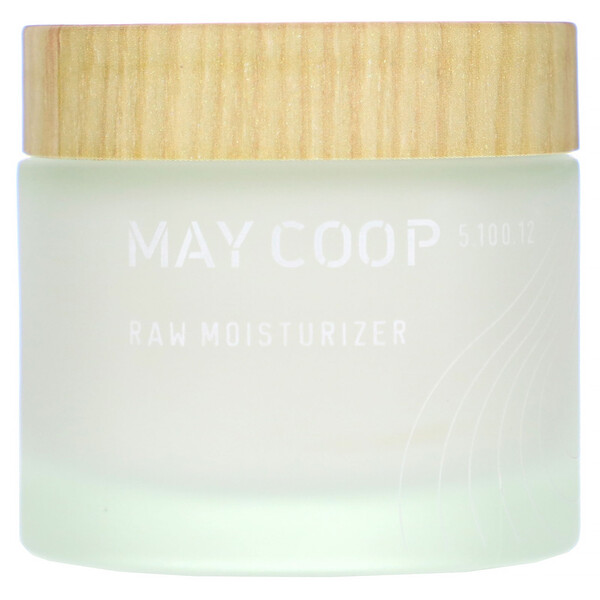 May Coop, Raw Moisturizer, 80 ml (Discontinued Item)