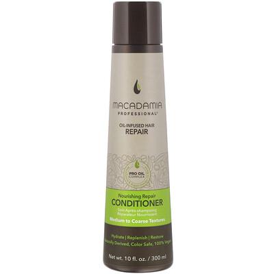Купить Macadamia Professional Питательный восстанавливающий кондиционер, для жестких волос, 300мл (10жидк.унций)