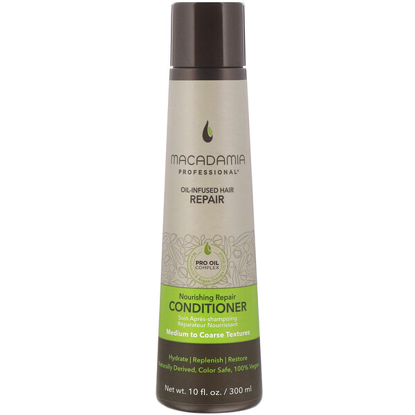 Nourishing Repair Conditioner, Medium to Coarse Textures, 10 fl oz (300 ml)