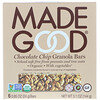 MadeGood, Organic, Granola Bars, Chocolate Chip, 6 Bars, 0.85 oz (24 g) Each