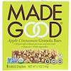 MadeGood, Organic, Granola Bars, Apple Cinnamon, 6 Bars, 0.85 oz (24 g) Each