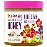 Отзывы о Madhava Natural Sweeteners, Органический взбитый мед, 10,5 унций (298 г)