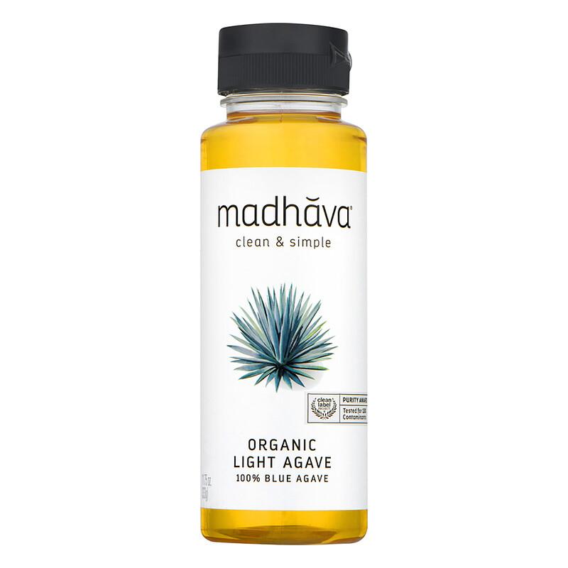 Organic Golden Light 100% Blue Agave, 11.75 oz (333 g)