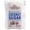 Madhava Natural Sweeteners, Organic Coconut Sugar, 25 Packets, 3.53 oz (100 g) (Discontinued Item)