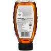 Madhava Natural Sweeteners, 有机金蜂蜜,未过滤,16 盎司(454 克)