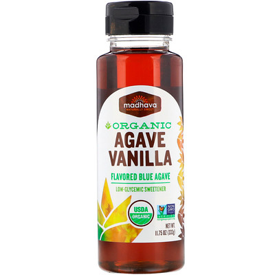 Купить Органическая агава, ваниль, 333 г (11, 75 унций)