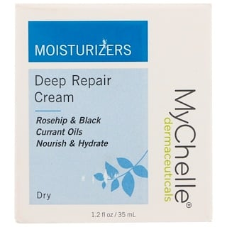 MyChelle Dermaceuticals, Deep Repair Cream, Dry, 1.2 fl oz (35 ml)