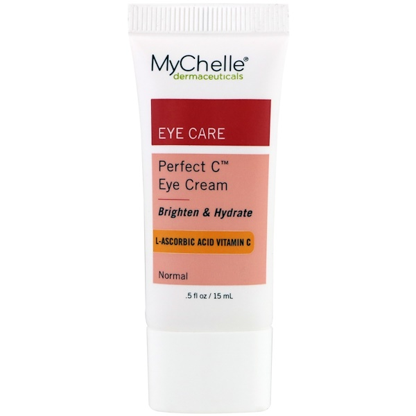 MyChelle Dermaceuticals, Perfect C Eye Cream, .5 fl oz (15 ml) (Discontinued Item)