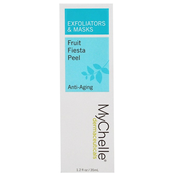 MyChelle Dermaceuticals, Fruit Fiesta Peel, Anti-Aging, 1.2 fl oz (35 ml) (Discontinued Item)