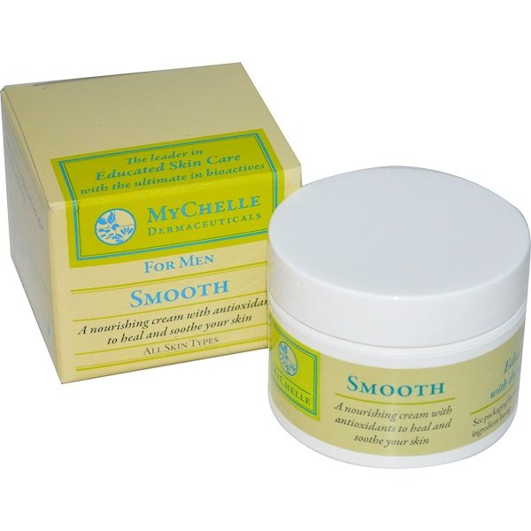 MyChelle Dermaceuticals, Smooth, For Men, 1.2 fl oz (35 ml) (Discontinued Item)