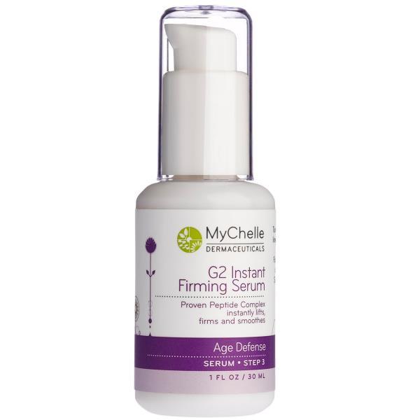 MyChelle Dermaceuticals, G2 Instant Firming Serum, Age Defense, Step 3, 1 fl oz (30 ml)