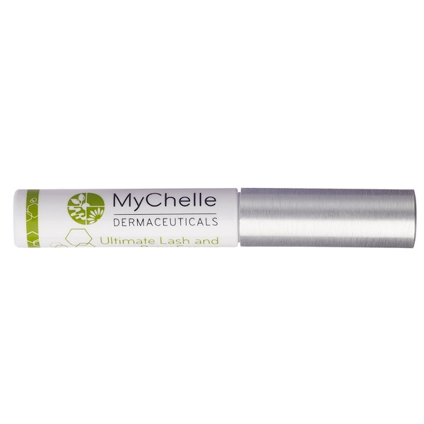 MyChelle Dermaceuticals, Ultimate Lash and Brow Serum, All/Combination, Step 3, 0.16 fl oz (4.8 ml) (Discontinued Item)