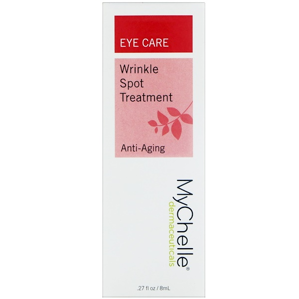 MyChelle Dermaceuticals, Wrinkle Spot Treatment, Anti-Aging, .27 fl oz (8 ml) (Discontinued Item)