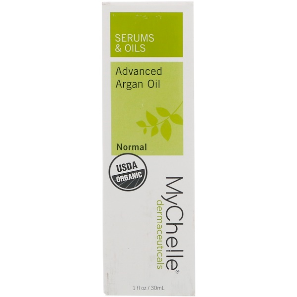 MyChelle Dermaceuticals, Advanced Argan Oil, Normal, 1 fl oz (30 ml) (Discontinued Item)