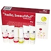 """MyChelle Dermaceuticals, """"Hello, Beautiful"""" Collection, Dry Sample Kit, 6 Piece Kit (Discontinued Item)"""