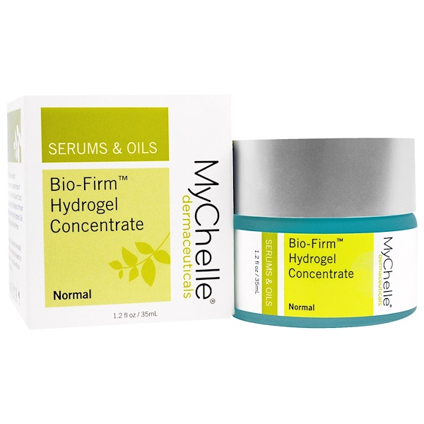MyChelle Dermaceuticals, Bio-Firm Hydrogel Concentrate, Normal, 1.2 fl oz (35 ml) (Discontinued Item)