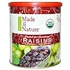 Made in Nature, Organic, Raisins, 15 oz (425 g) (Discontinued Item)