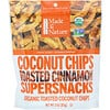 Made in Nature, Organic Coconut Chips, Toasted Cinnamon Supersnacks, 3 oz (85 g)
