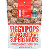 Made in Nature, Organic Figgy Pops, Mangoberry Supersnacks, 4.2 oz (119 g)