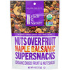 Made in Nature, Organic, Nuts Over Fruit Supersnacks, Maple Balsamic, 4 oz (113 g)