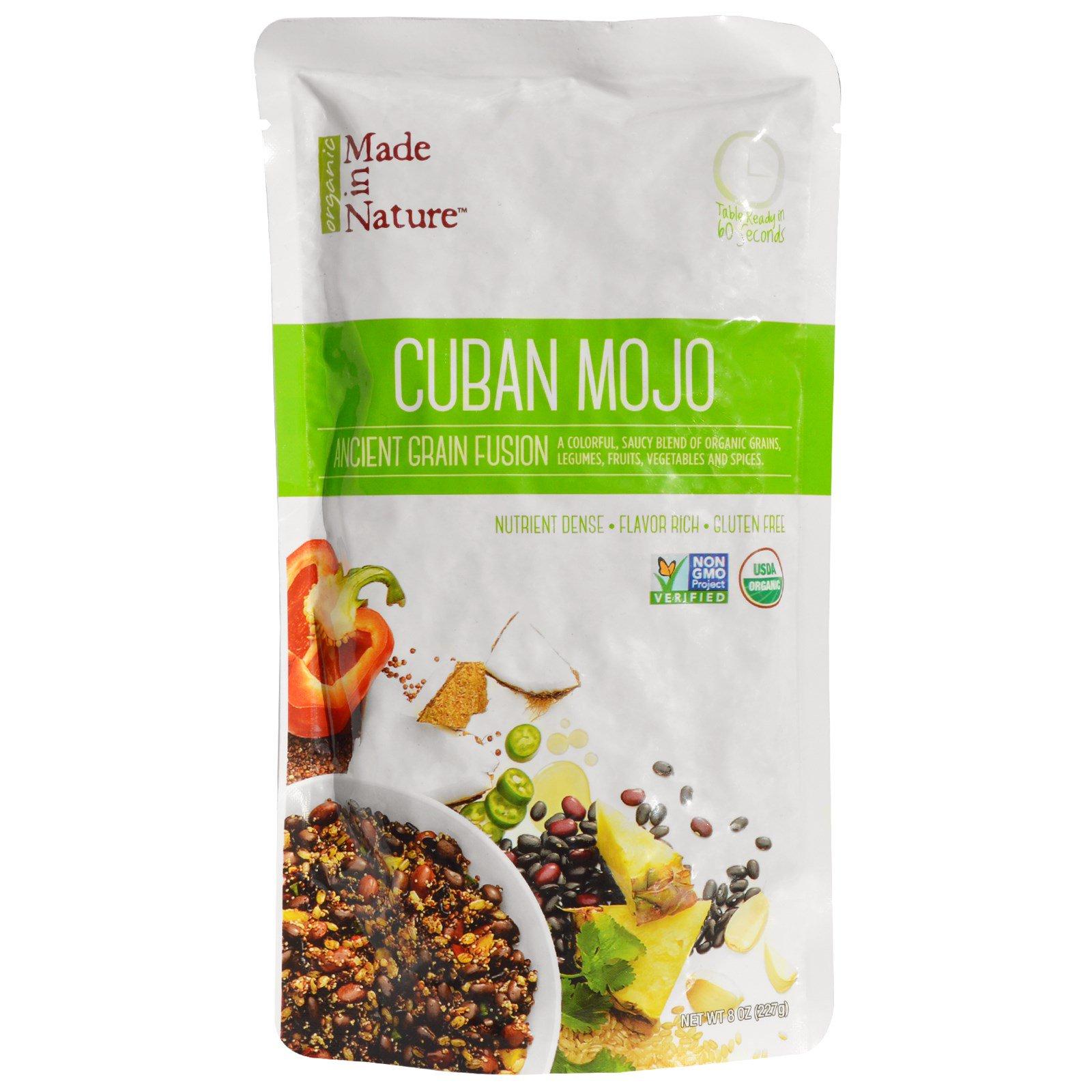 Made in Nature, Зерновая смесь Ancient с органическим вкусом Кубы , 8 унций (227 г)
