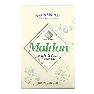 Maldon, Sea Salt Flakes, 8.5 oz (240 g)