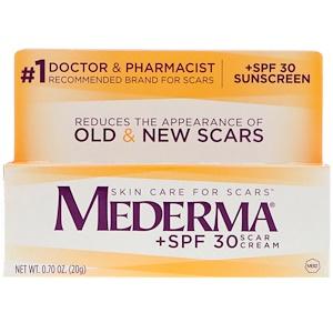 Mederma, Scar Cream, +SPF 30, 0.70 oz (20 g) отзывы покупателей