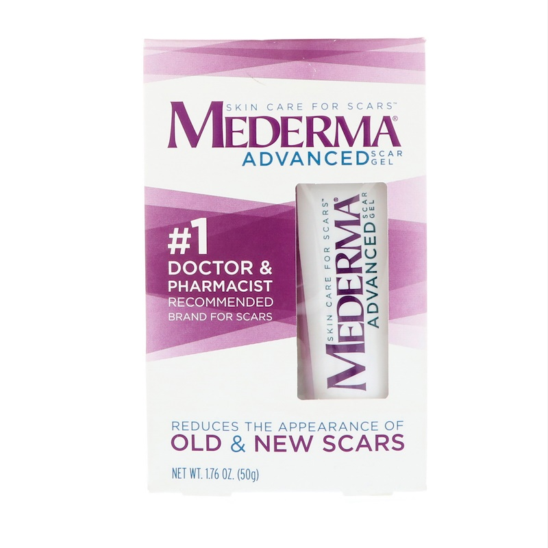 Mederma, 高級去除疤痕凝膠, 1.76 盎司(50 克)