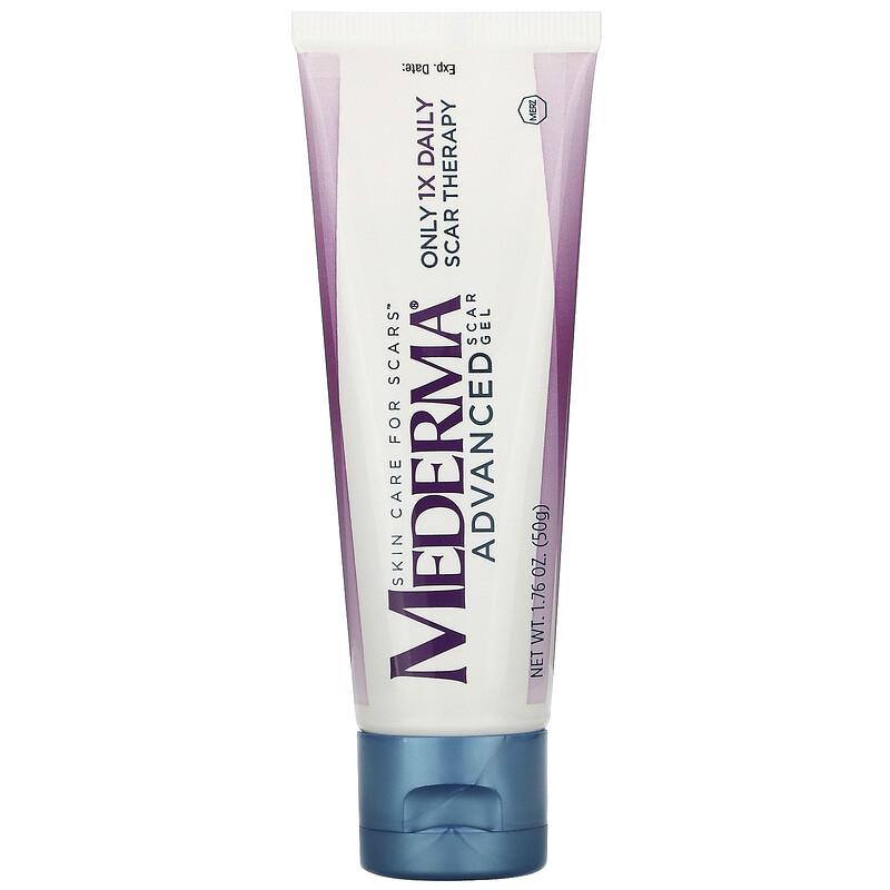 Mederma, 高級去除疤痕凝膠,1.76 盎司(50 克)