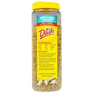 Mrs. Dash, Ensalada de ajo y hierbas, 5 g (21 oz)