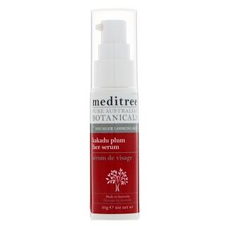 Meditree, Pure Australian Botanicals, Kakadu Plum Face Serum, For Younger Looking Skin, 1 oz (30 g)
